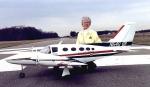 Cessna 421C 27% 3378.2 mm