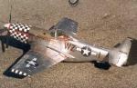 Mustang P 51 D PLAN