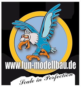 fun-modellbau, Lasercut Holzbaukästen, RC, lasercut kits, scale zubehör,Flugzeuge,Schiffe-Logo