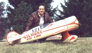 "25% Wedell-Williams Gilmore ""Red Lion"" GFK"