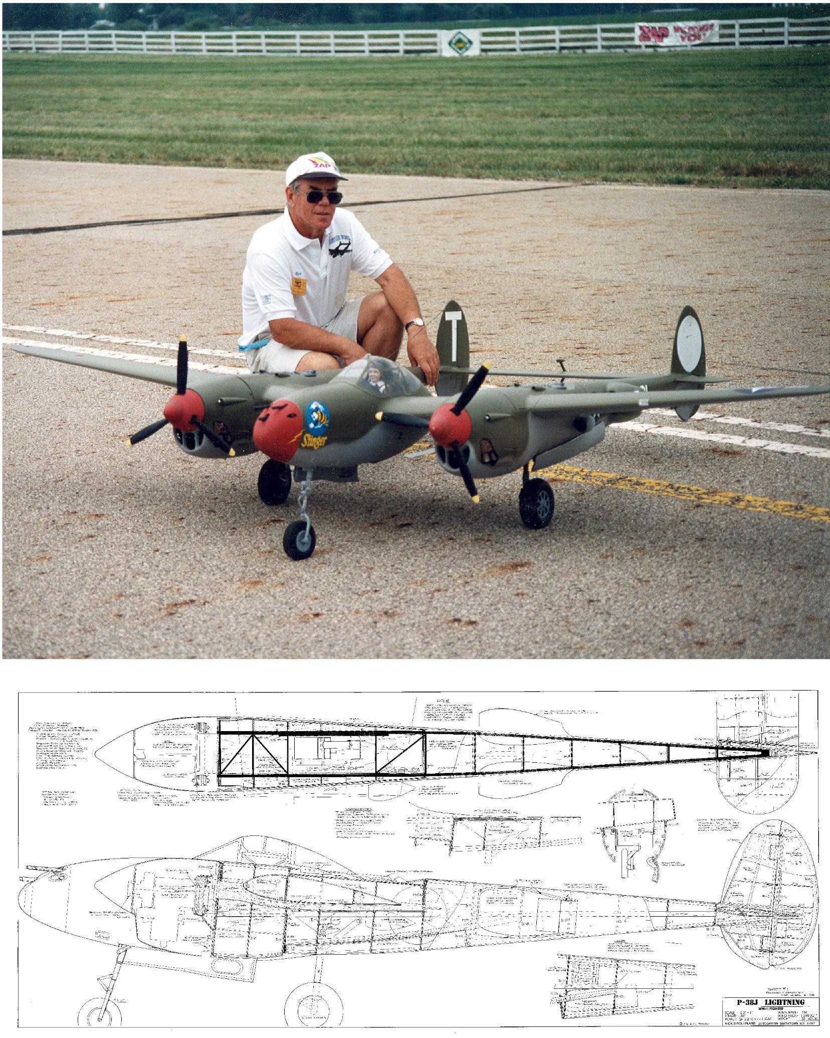 Bauplan Atlanta Modellbau Modellbauplan